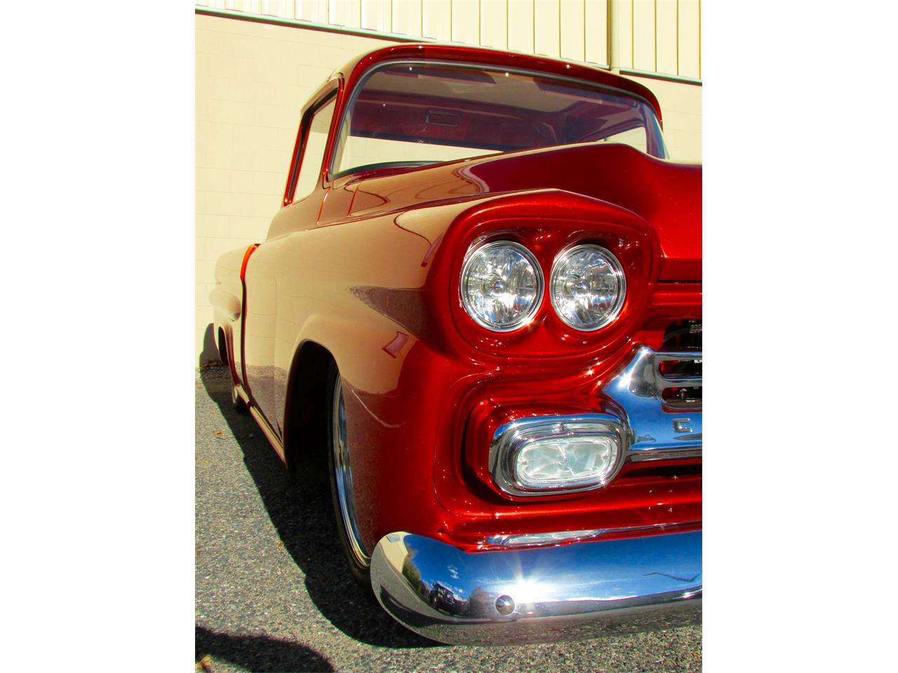 Large Picture of 1959 Fleetside Custom Pickup Truck  - JPTV