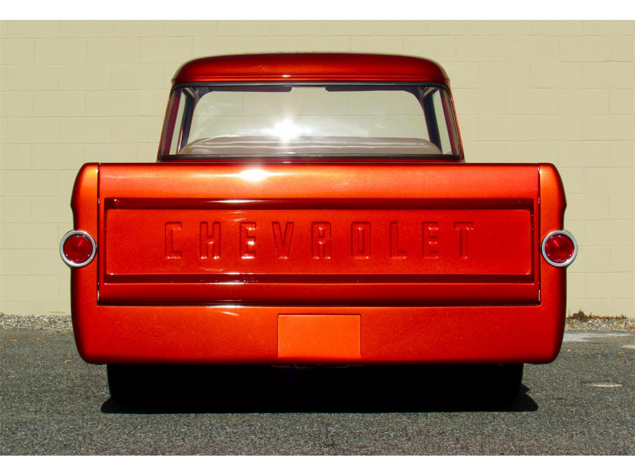 Large Picture of Classic 1959 Fleetside Custom Pickup Truck  located in Massachusetts - $169,000.00 Offered by a Private Seller - JPTV
