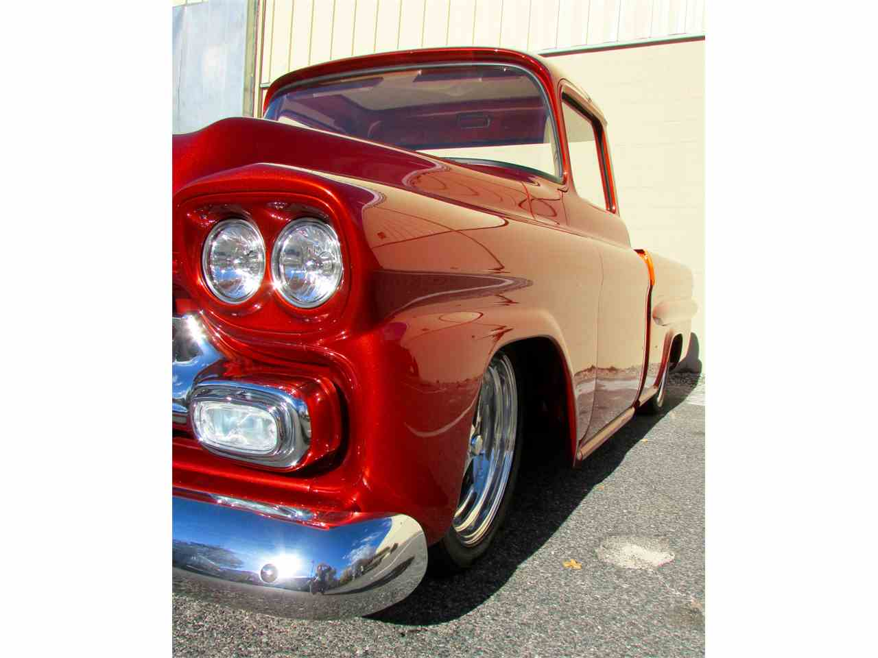 Large Picture of Classic '59 Fleetside Custom Pickup Truck  located in Massachusetts Offered by a Private Seller - JPTV