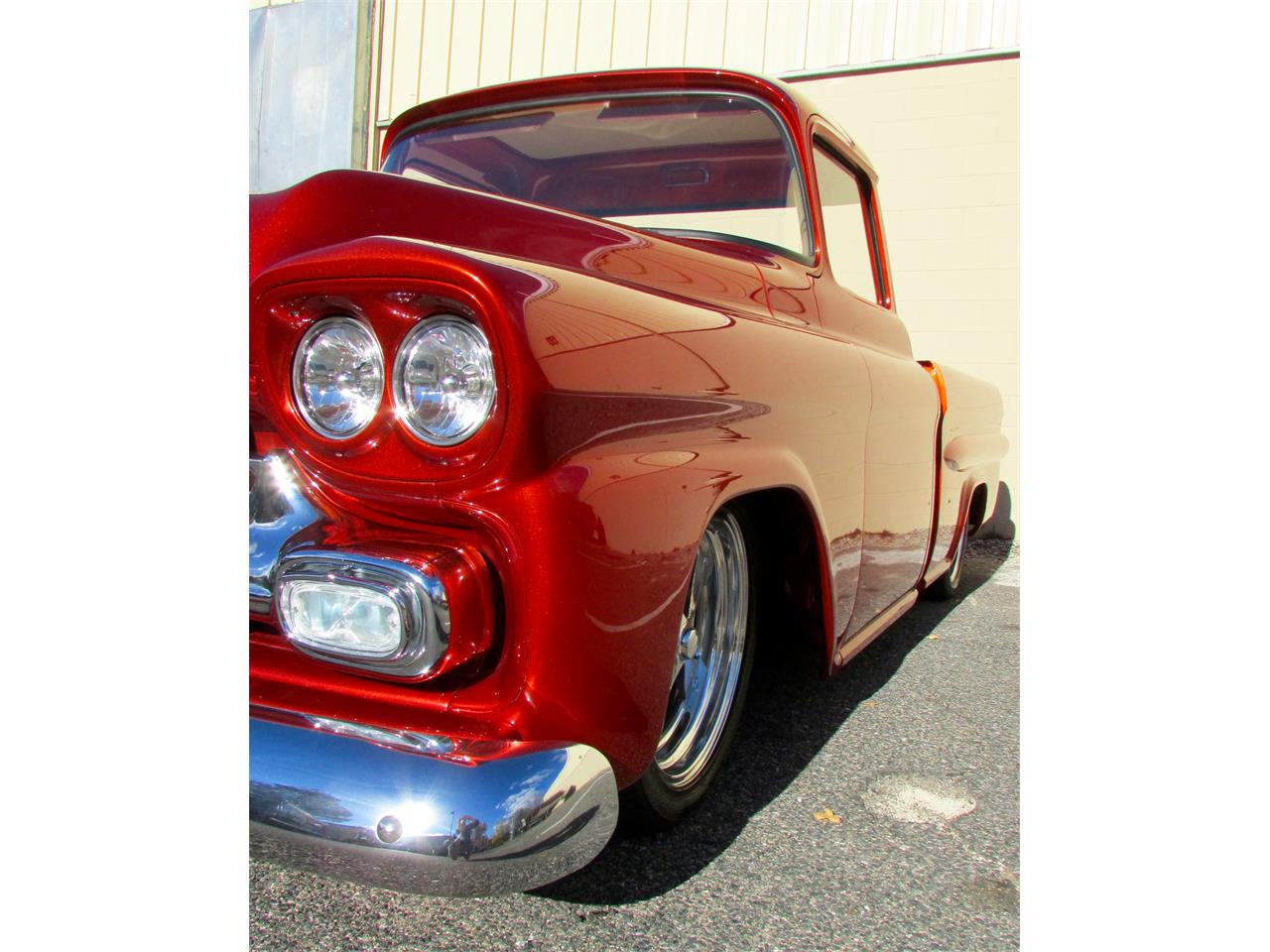 Large Picture of 1959 Fleetside Custom Pickup Truck  located in Massachusetts - $169,000.00 - JPTV