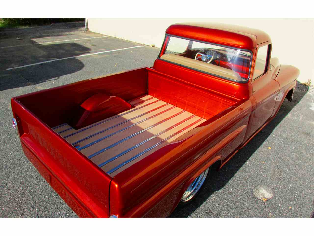 Large Picture of '59 Fleetside Custom Pickup Truck  - $169,000.00 Offered by a Private Seller - JPTV
