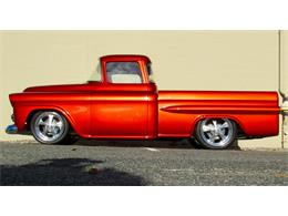 Picture of 1959 Chevrolet Fleetside Custom Pickup Truck  located in Massachusetts Offered by a Private Seller - JPTV