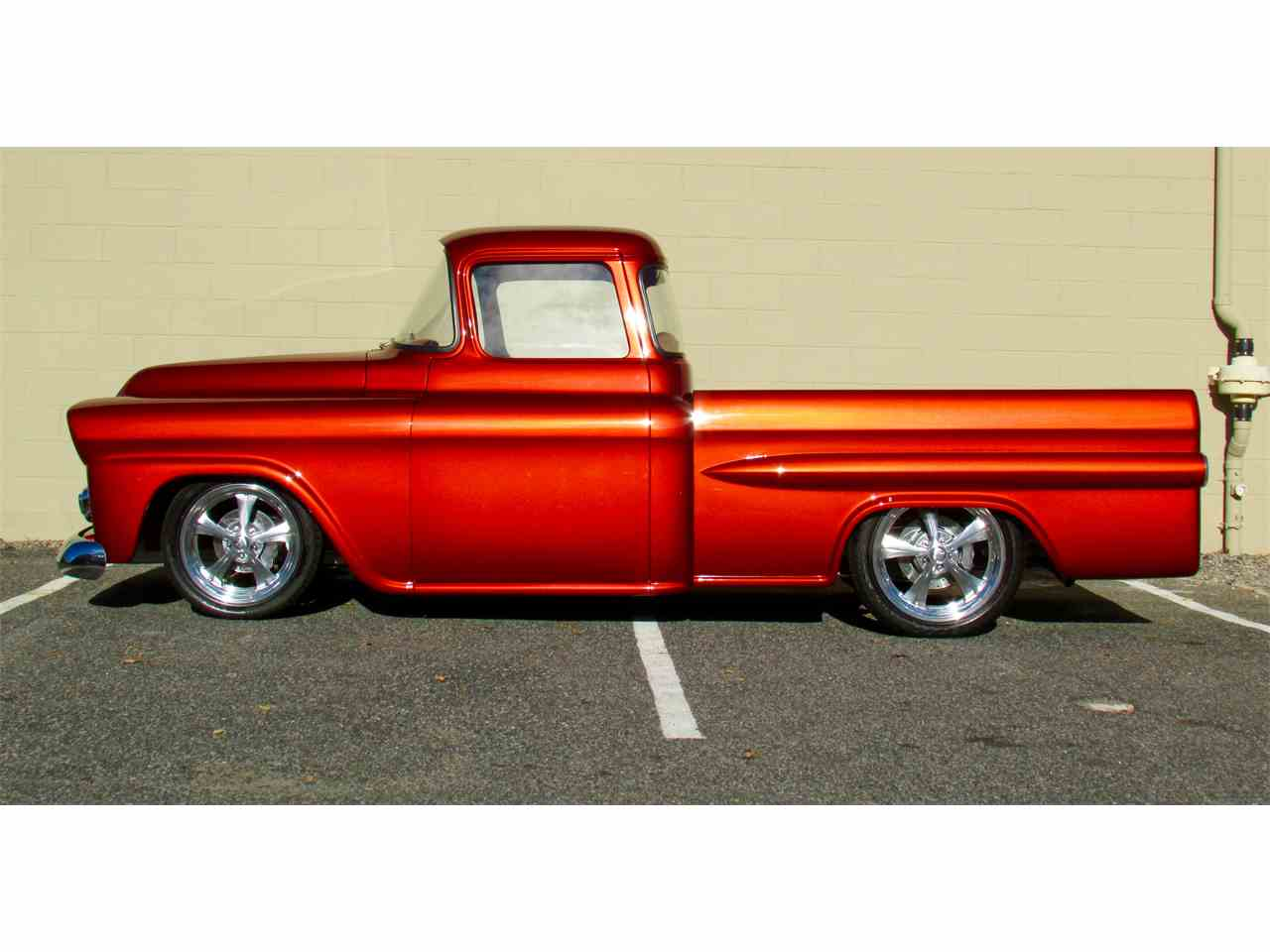 Large Picture of '59 Fleetside Custom Pickup Truck  located in Massachusetts Offered by a Private Seller - JPTV