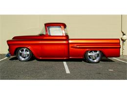 Picture of '59 Chevrolet Fleetside Custom Pickup Truck  located in Framingham Massachusetts - JPTV