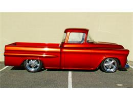 Picture of 1959 Fleetside Custom Pickup Truck  - JPTV