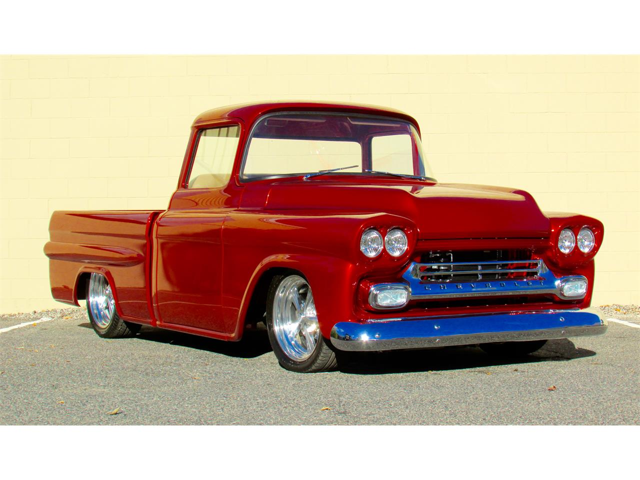 Large Picture of Classic '59 Fleetside Custom Pickup Truck  located in Massachusetts - JPTV