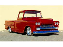 Picture of 1959 Fleetside Custom Pickup Truck  located in Framingham Massachusetts - $169,000.00 Offered by a Private Seller - JPTV