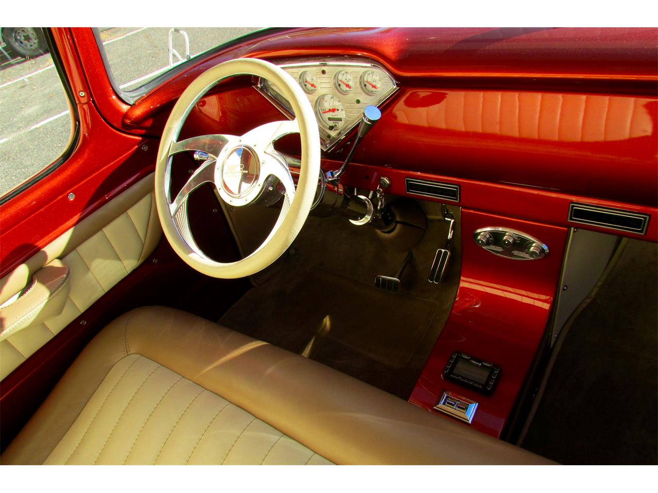 Large Picture of 1959 Chevrolet Fleetside Custom Pickup Truck  located in Framingham Massachusetts - $169,000.00 - JPTV