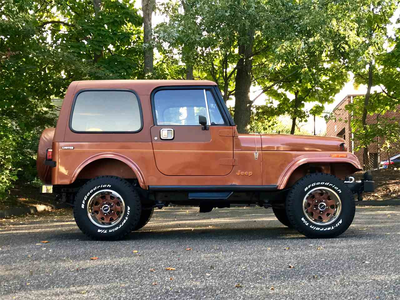 1983 Jeep CJ7 for Sale | ClicCars.com | CC-919958