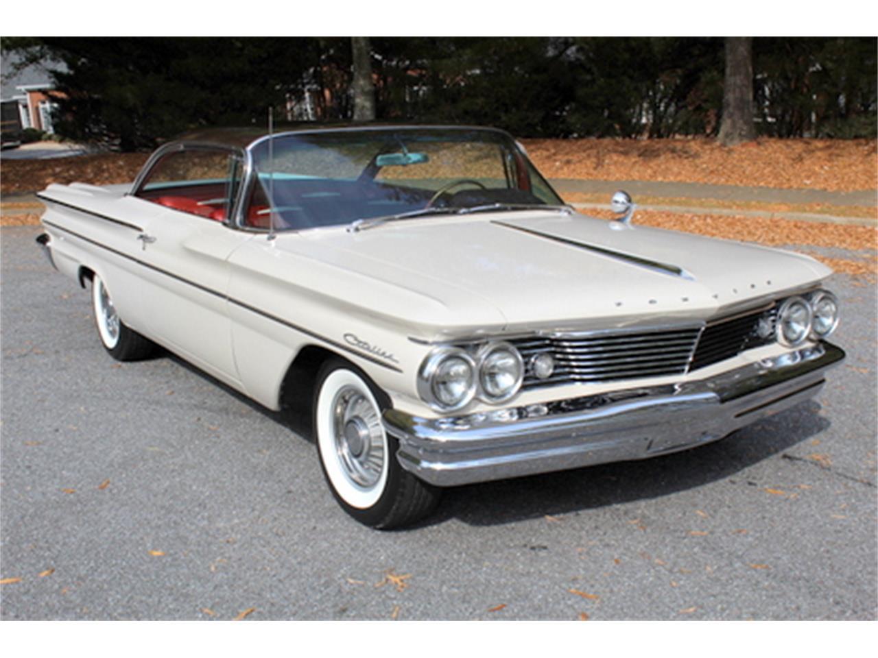 1960 Pontiac Catalina For Sale Cc 919975 Bonneville Station Wagon Large Picture Of 60 Jpuv