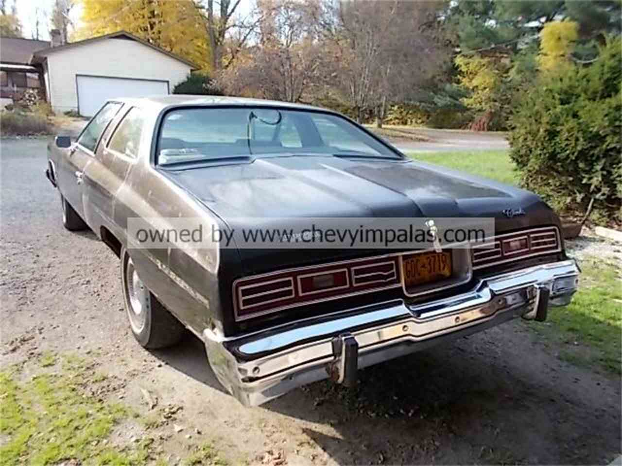 Large Picture of '75 Chevrolet Impala - $4,500.00 Offered by ChevyImpalas.Com - JPVU