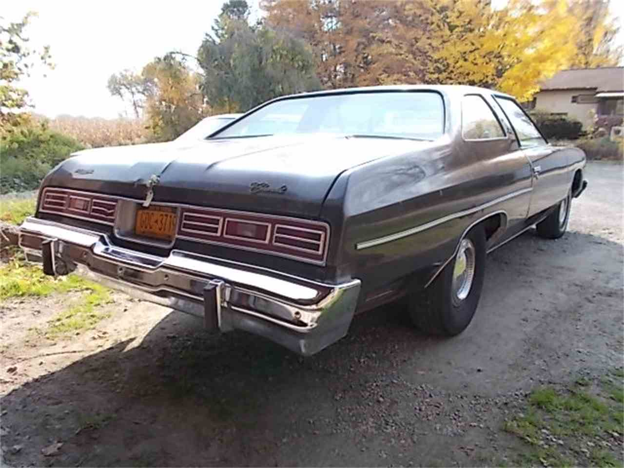 Large Picture of '75 Chevrolet Impala located in Ohio - JPVU