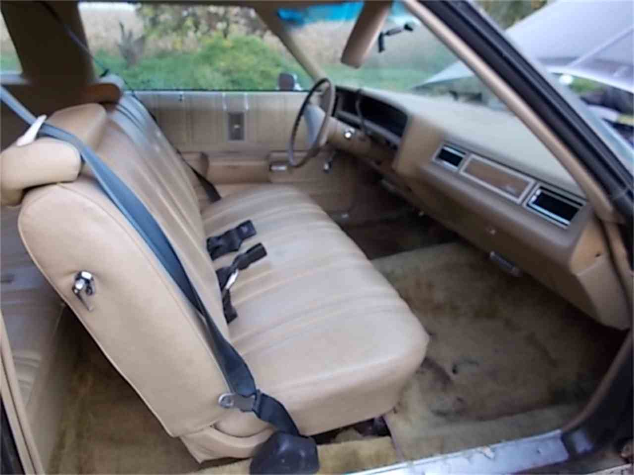Large Picture of '75 Chevrolet Impala located in Creston Ohio Offered by ChevyImpalas.Com - JPVU