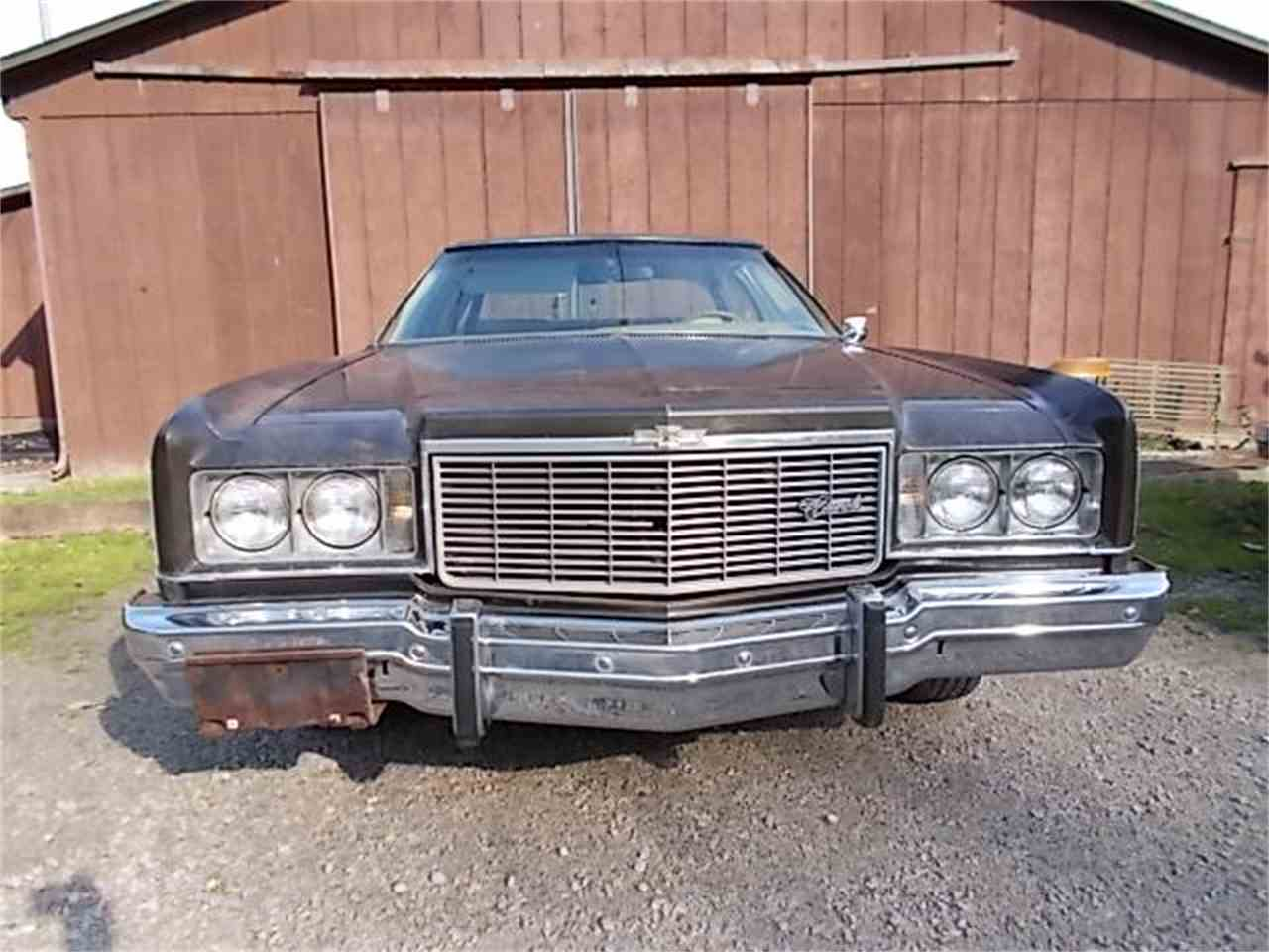 Large Picture of '75 Chevrolet Impala located in Ohio - $4,500.00 - JPVU