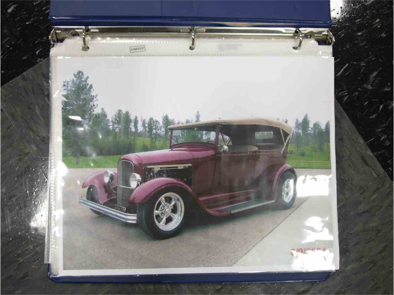 Large Picture of '29 Phaeton - JQNI