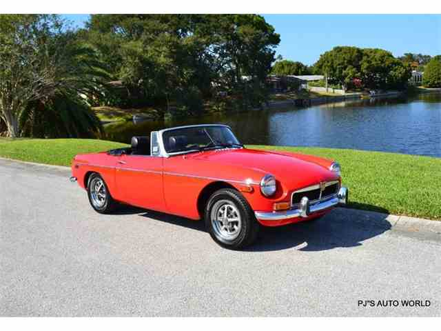 Picture of 1974 MGB Offered by PJ's Auto World - JQNO