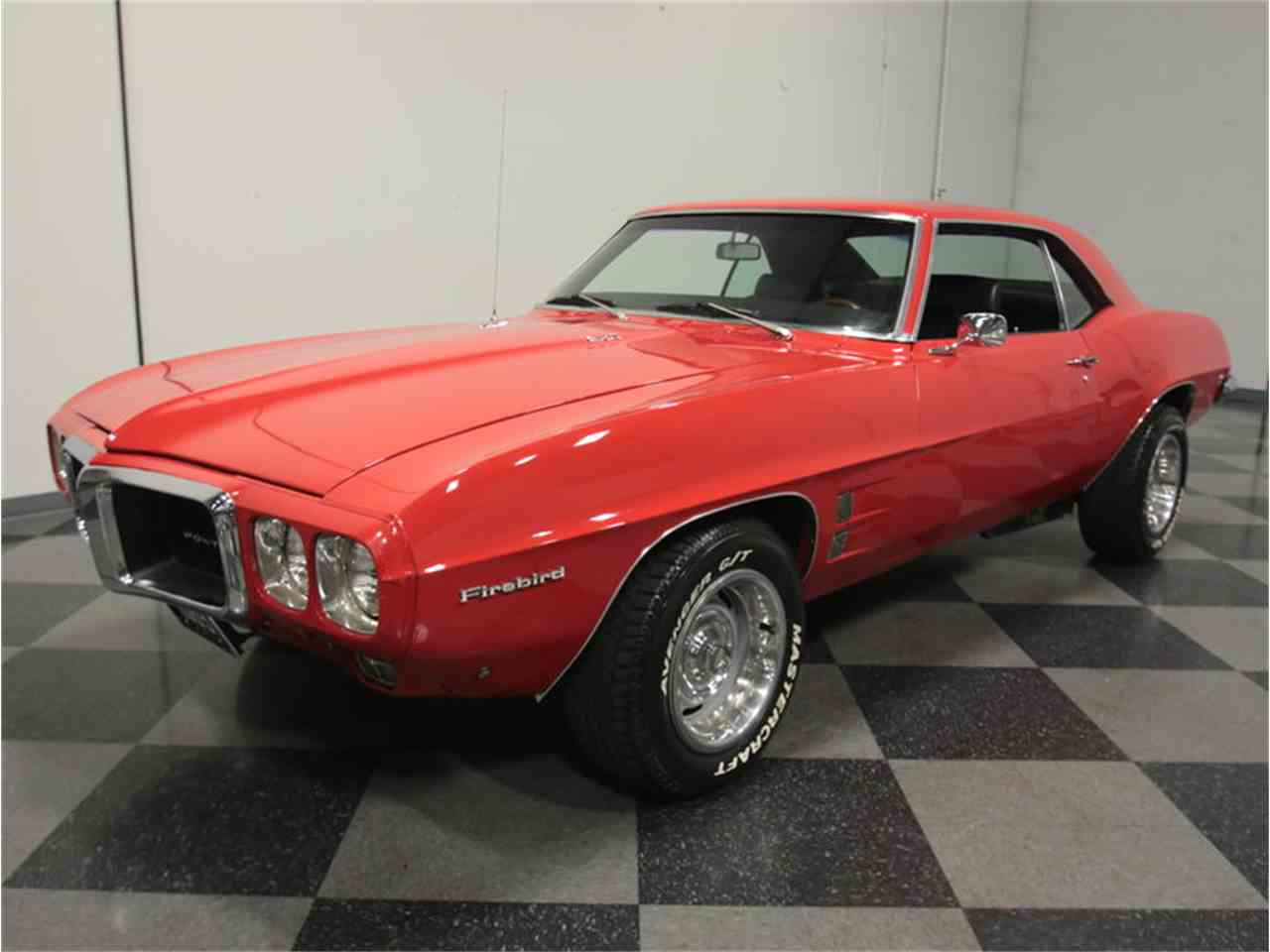 Large Picture of 1969 Pontiac Firebird - $27,995.00 - JQNR