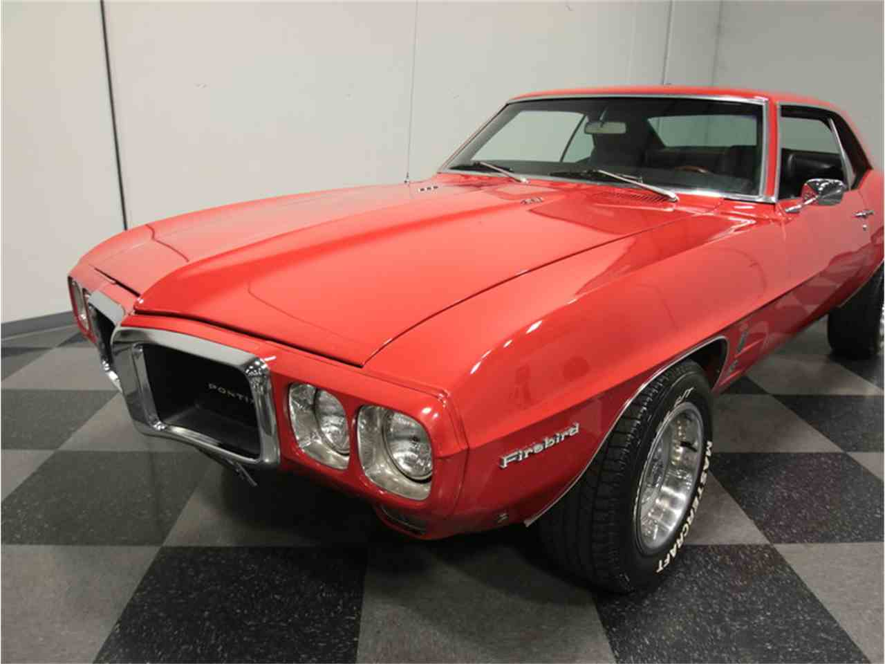 Large Picture of Classic '69 Firebird Offered by Streetside Classics - Atlanta - JQNR
