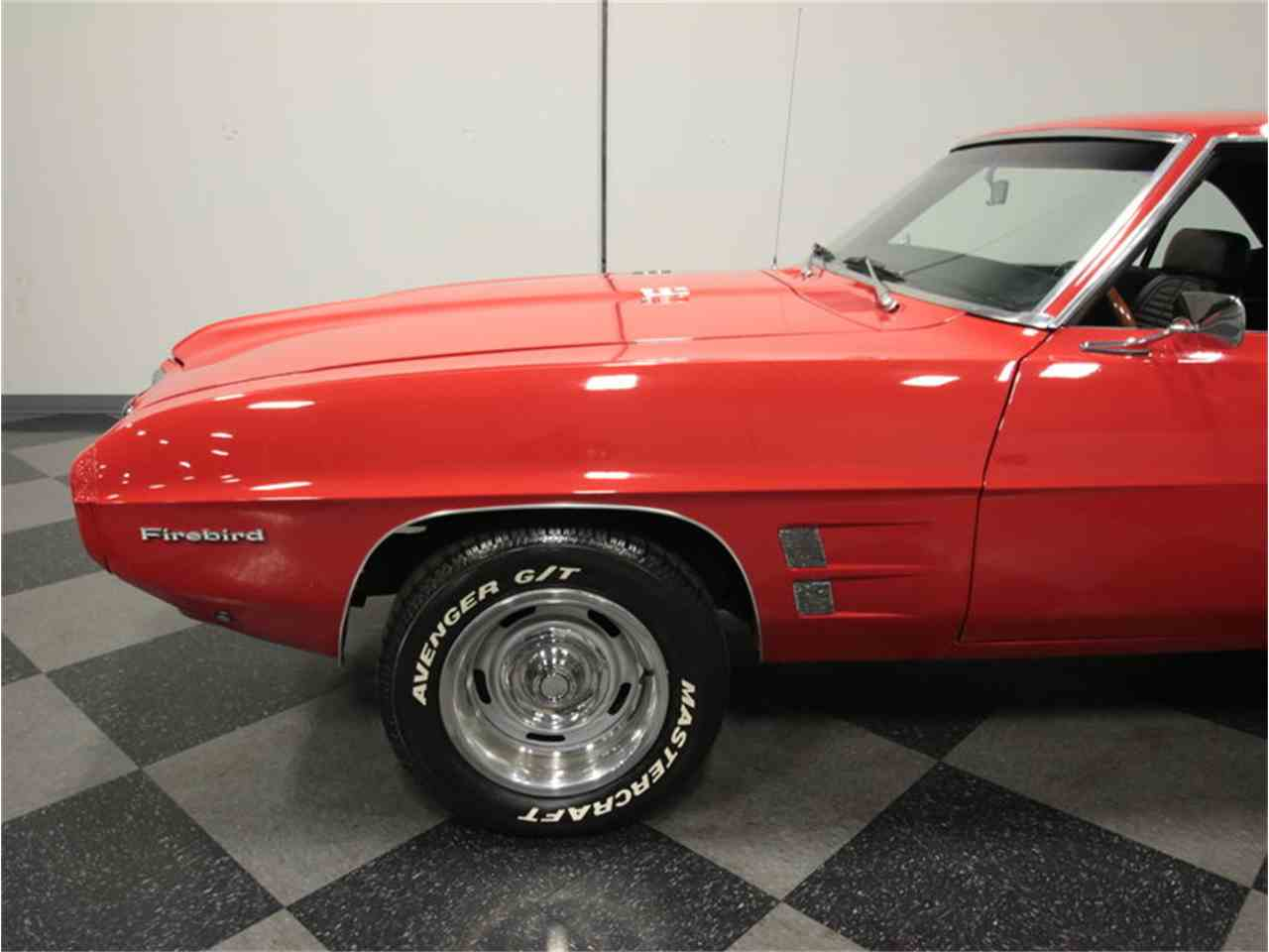 Large Picture of Classic 1969 Pontiac Firebird Offered by Streetside Classics - Atlanta - JQNR