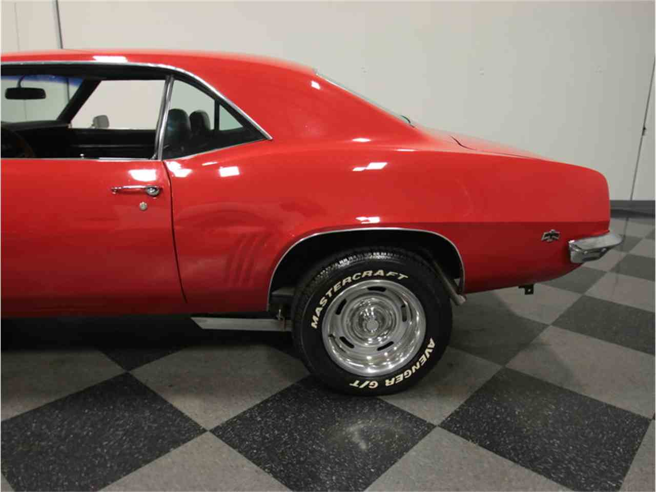 Large Picture of Classic '69 Pontiac Firebird located in Lithia Springs Georgia Offered by Streetside Classics - Atlanta - JQNR
