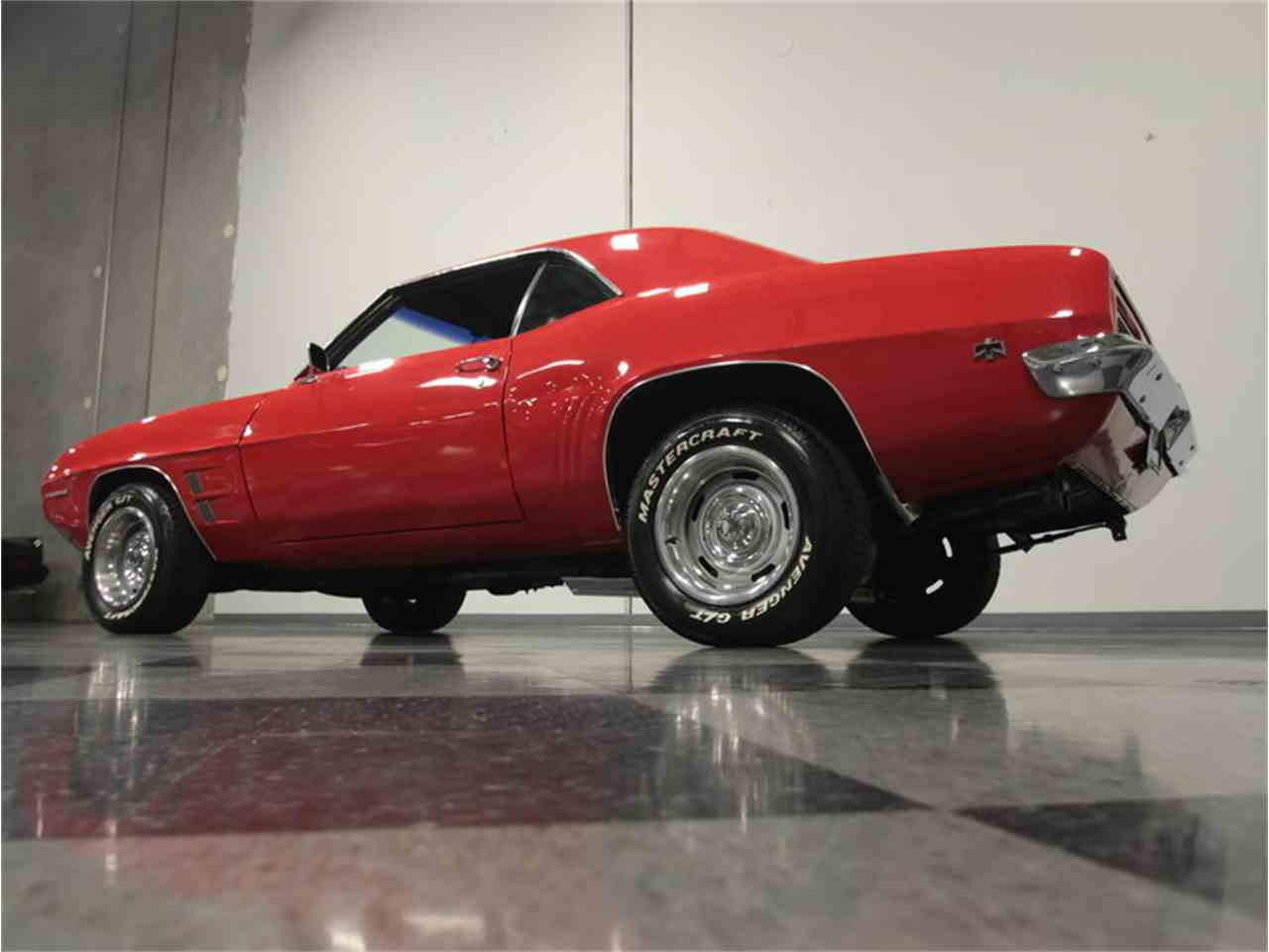 Large Picture of 1969 Pontiac Firebird - $27,995.00 Offered by Streetside Classics - Atlanta - JQNR