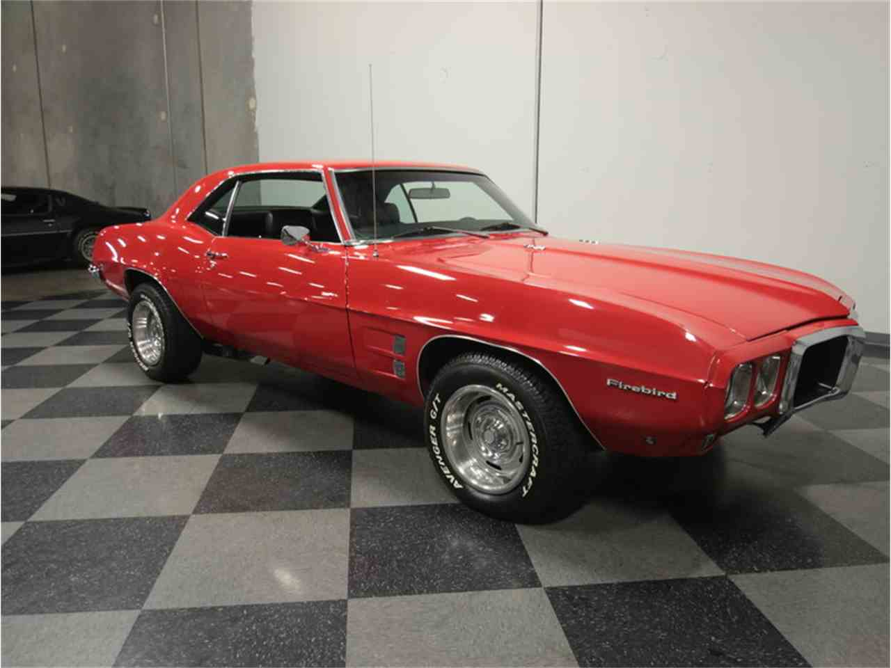 Large Picture of Classic '69 Firebird - JQNR