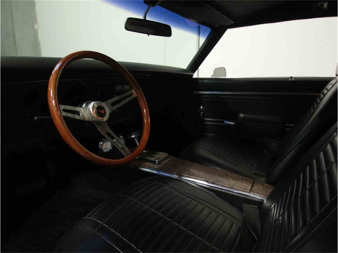 Large Picture of Classic '69 Pontiac Firebird Offered by Streetside Classics - Atlanta - JQNR