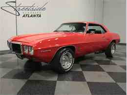 Picture of Classic '69 Pontiac Firebird located in Lithia Springs Georgia - $27,995.00 Offered by Streetside Classics - Atlanta - JQNR
