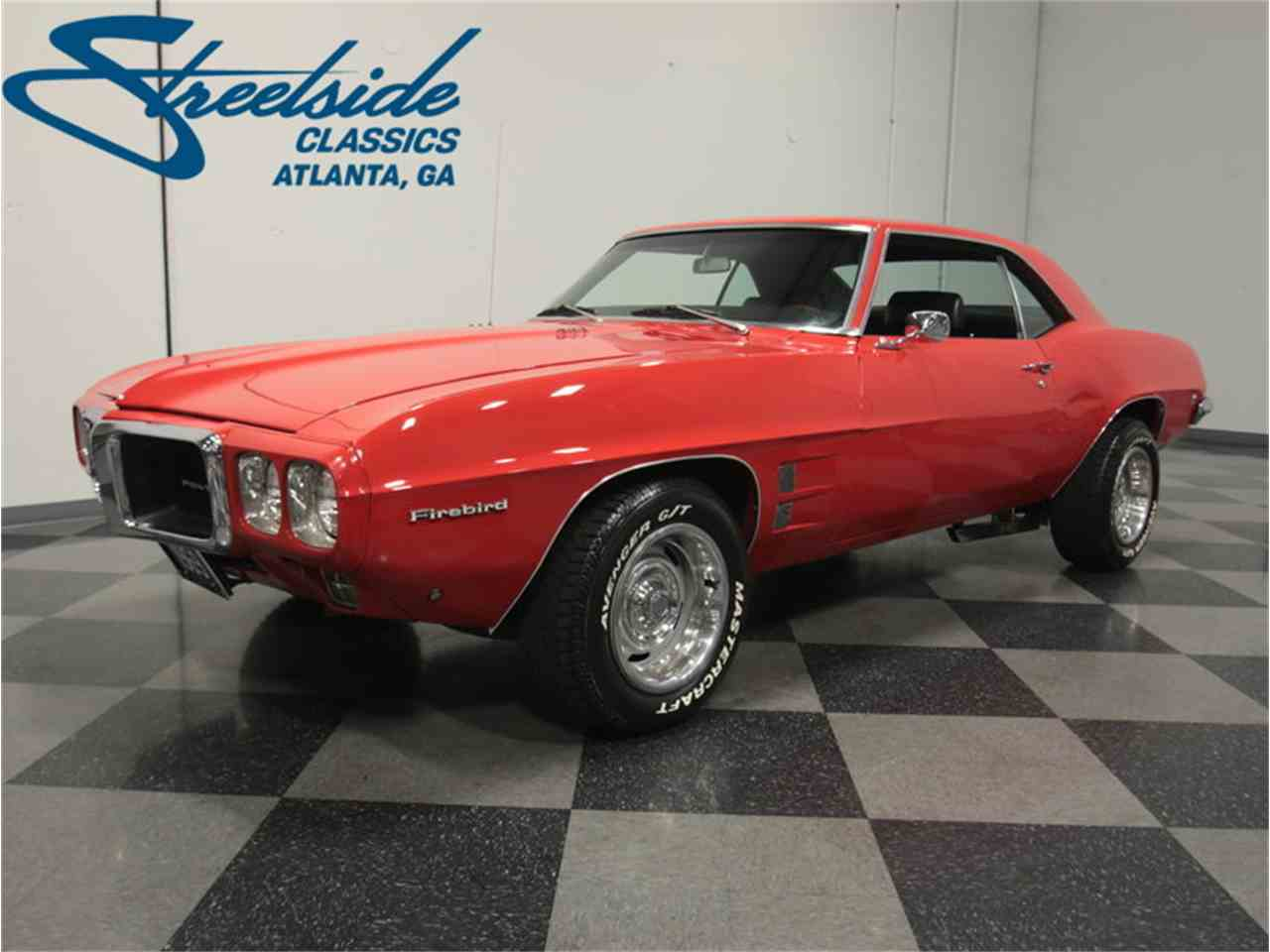 Large Picture of '69 Pontiac Firebird located in Lithia Springs Georgia Offered by Streetside Classics - Atlanta - JQNR