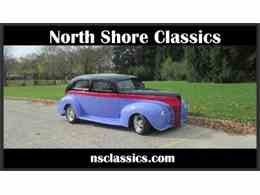 Picture of '40 Sedan located in Palatine Illinois - $39,995.00 Offered by North Shore Classics - JQO2