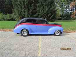 Picture of '40 Ford Sedan located in Palatine Illinois Offered by North Shore Classics - JQO2