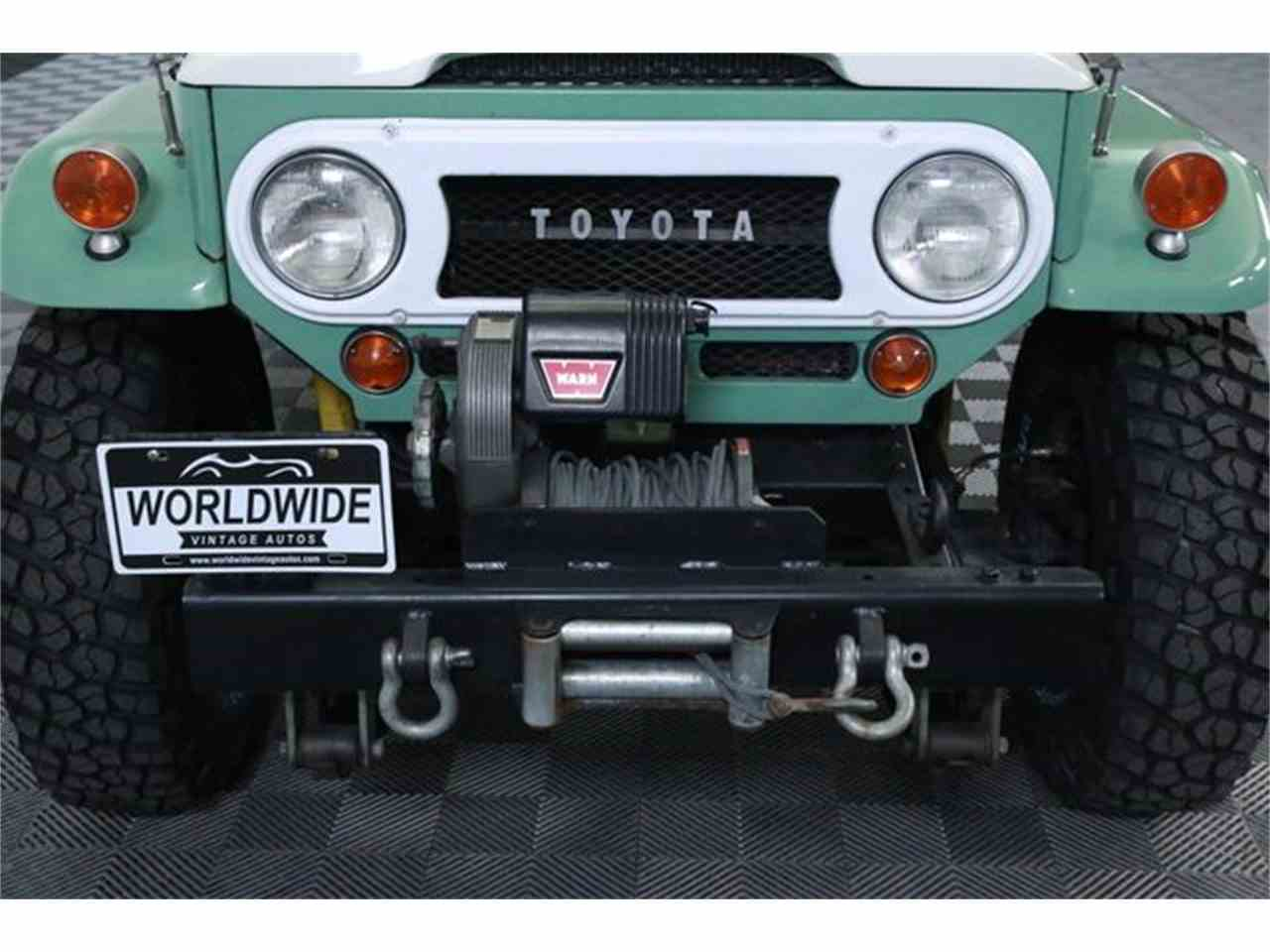 1966 Toyota Land Cruiser FJ45 for Sale | ClassicCars.com | CC-921181