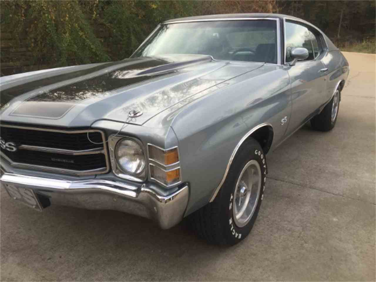 Large Picture of '71 Chevelle - JQSV