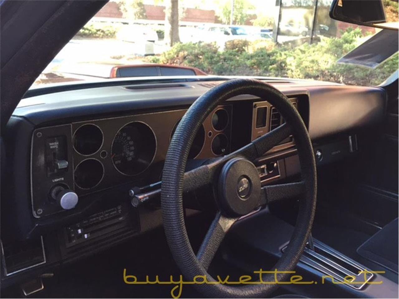 Large Picture of 1980 Camaro located in Atlanta Georgia Offered by Buyavette - JQT4