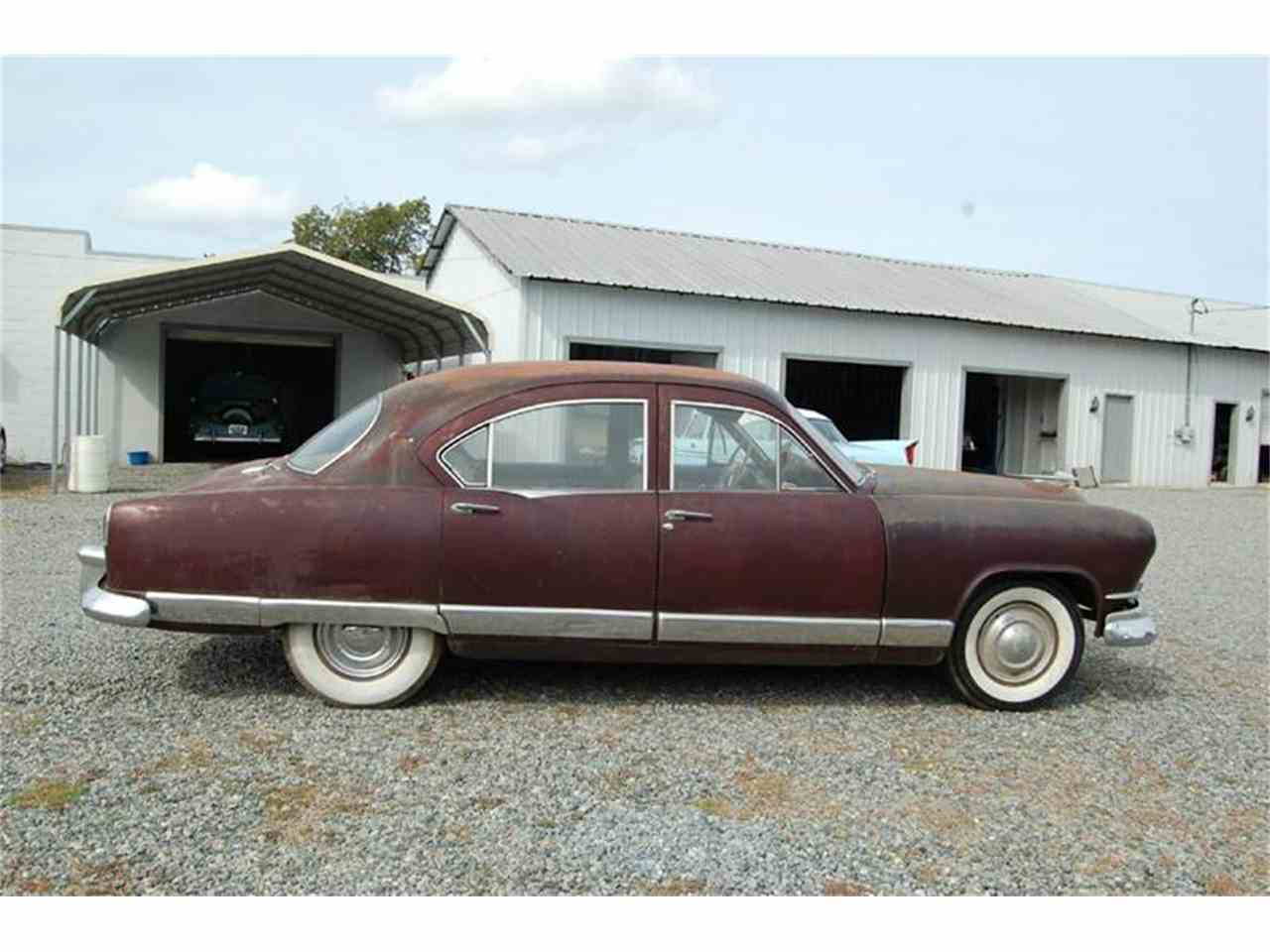 1951 Kaiser Deluxe 4 Door Sedan for Sale | ClassicCars.com | CC-921213