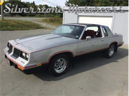 Picture of 1984 Cutlass located in North Andover Massachusetts - JQTB