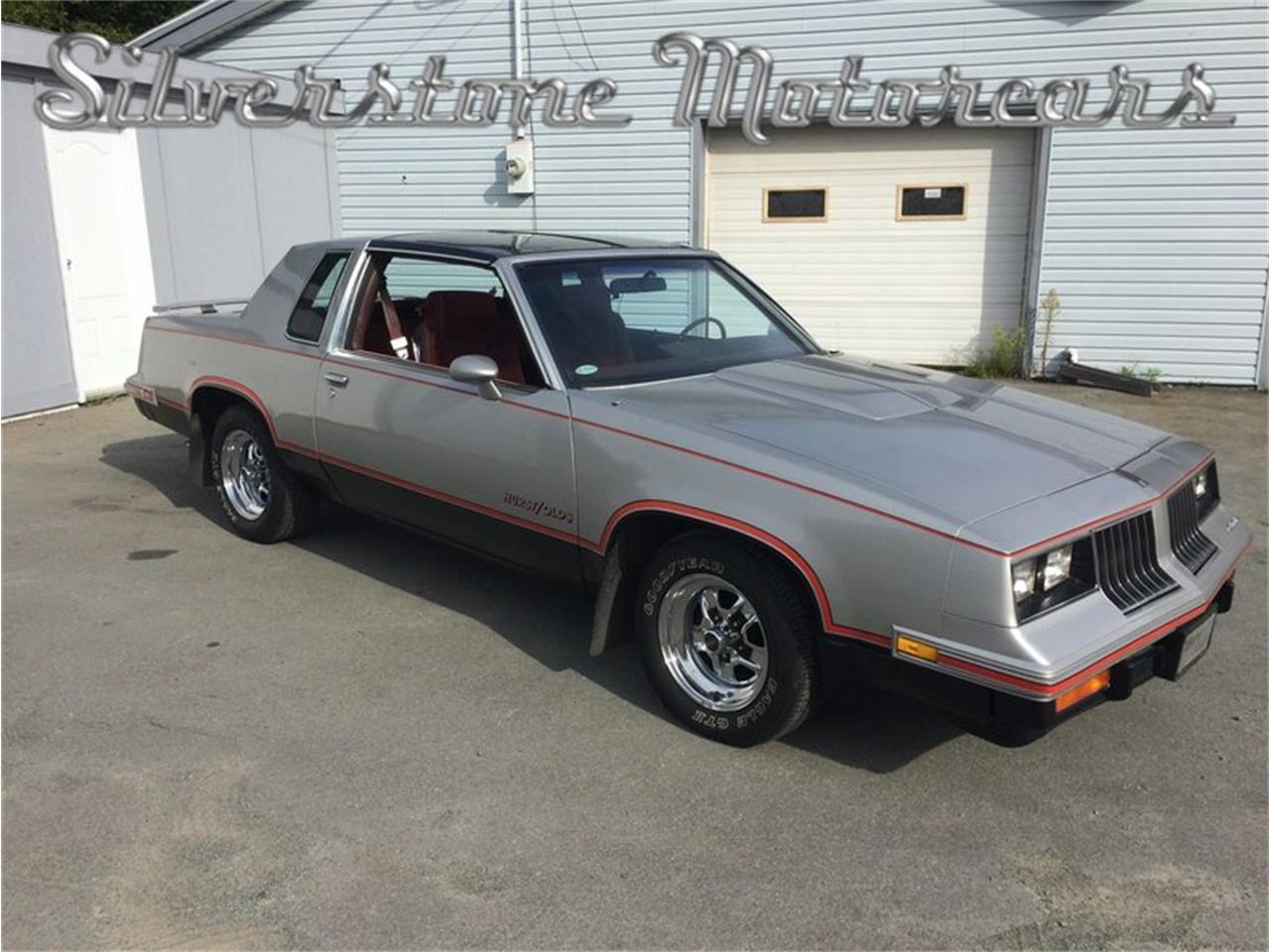 Large Picture of 1984 Cutlass located in North Andover Massachusetts Offered by Silverstone Motorcars - JQTB