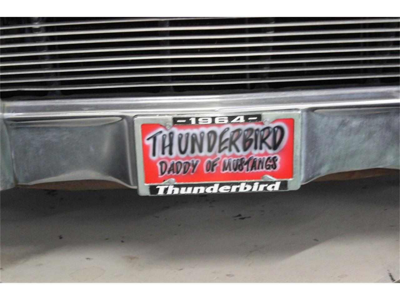 Large Picture of '64 Thunderbird - JQTM