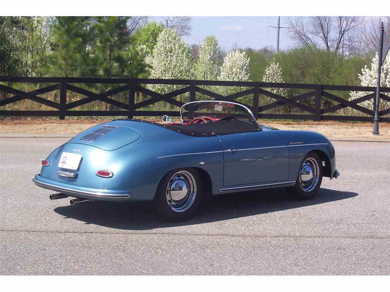 1957 porsche 356 speedster replica for sale classiccars. Black Bedroom Furniture Sets. Home Design Ideas