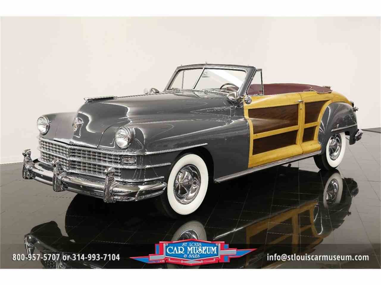 Large Picture of Classic 1948 Town & Country Convertible - JPZI