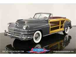 Picture of Classic '48 Town & Country Convertible located in St. Louis Missouri Offered by St. Louis Car Museum - JPZI