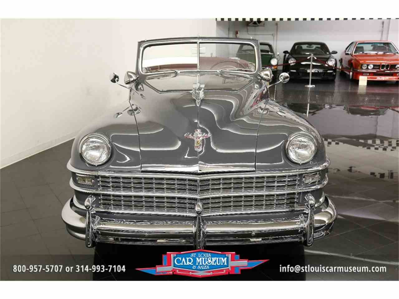 Large Picture of 1948 Town & Country Convertible located in St. Louis Missouri - JPZI