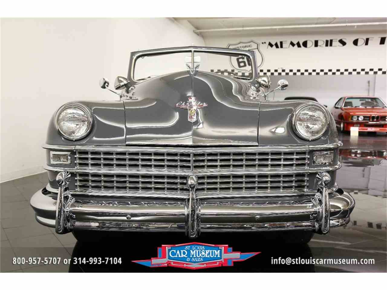 Large Picture of '48 Town & Country Convertible located in St. Louis Missouri - $119,900.00 - JPZI