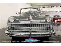 Picture of '48 Chrysler Town & Country Convertible located in St. Louis Missouri - $119,900.00 Offered by St. Louis Car Museum - JPZI