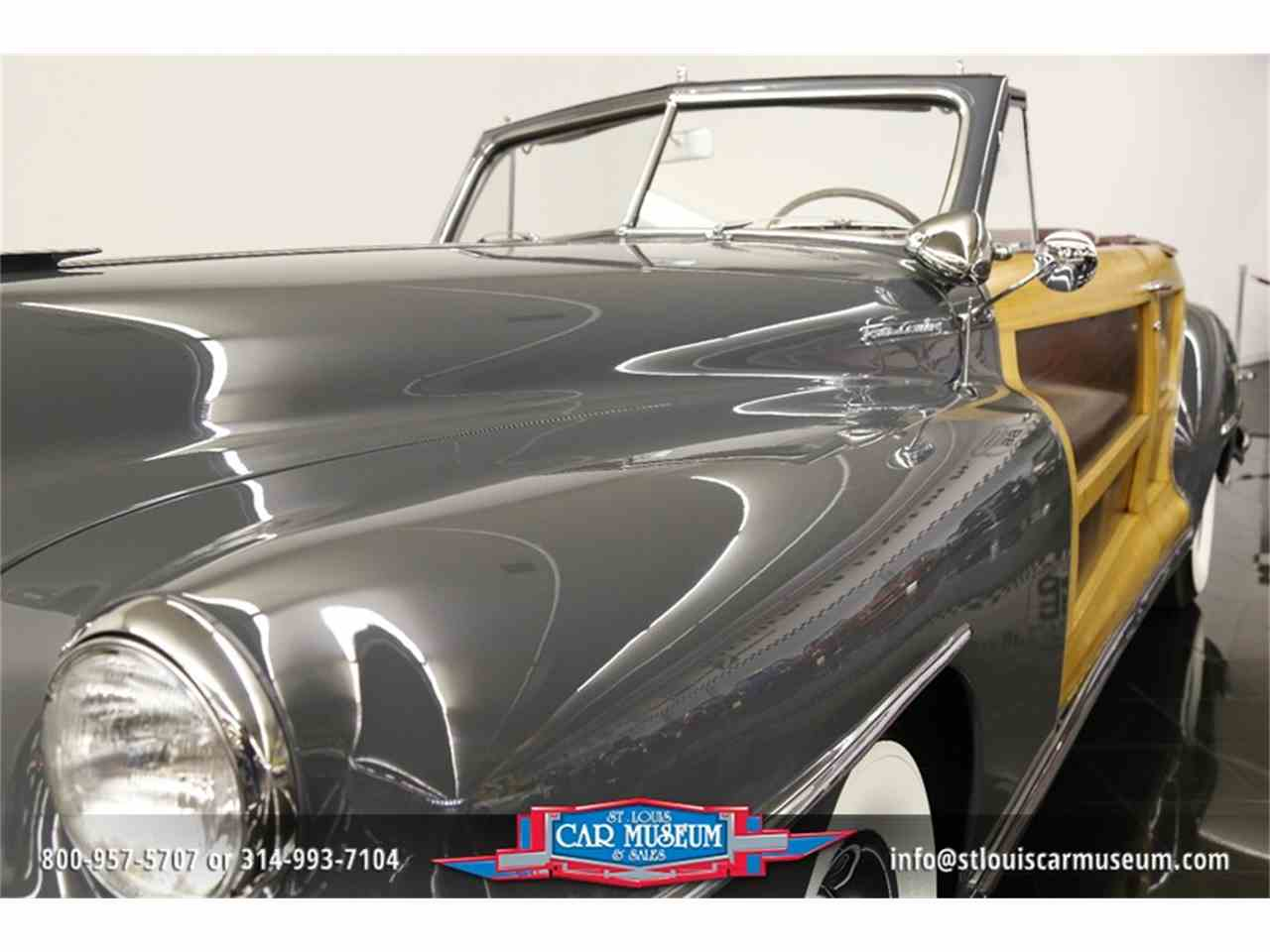 Large Picture of Classic 1948 Town & Country Convertible - $119,900.00 - JPZI