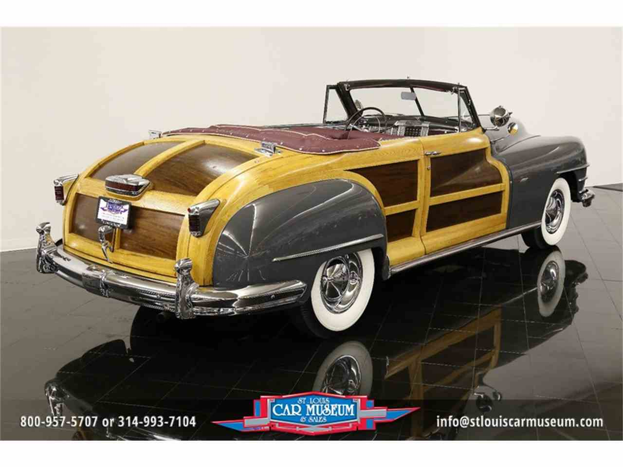 Large Picture of Classic '48 Town & Country Convertible located in Missouri - $119,900.00 - JPZI