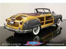 Picture of Classic '48 Chrysler Town & Country Convertible - $119,900.00 Offered by St. Louis Car Museum - JPZI