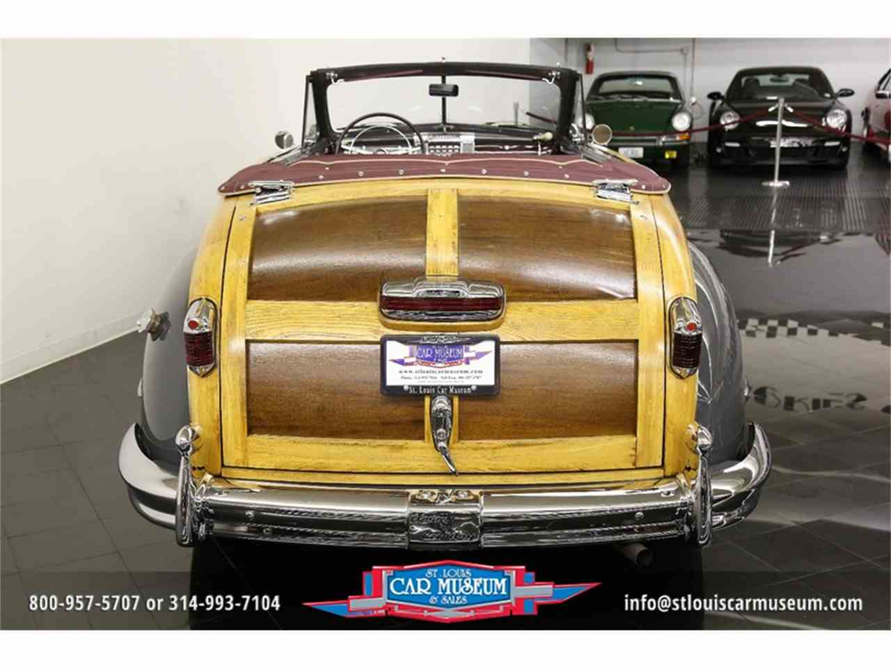 Large Picture of Classic '48 Town & Country Convertible - $119,900.00 Offered by St. Louis Car Museum - JPZI