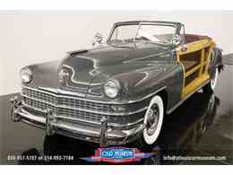 Picture of '48 Chrysler Town & Country Convertible located in Missouri - $119,900.00 - JPZI