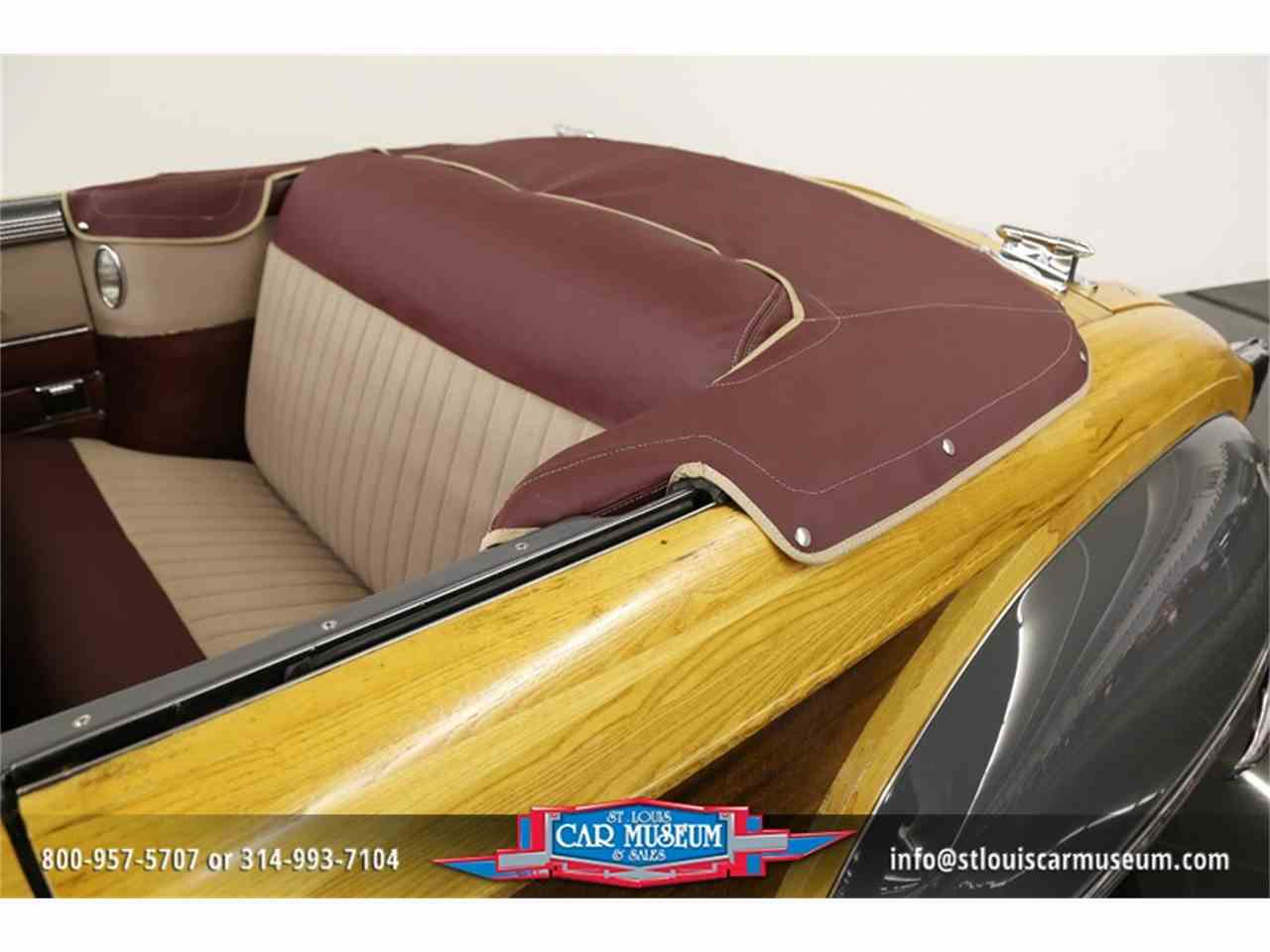 Large Picture of 1948 Town & Country Convertible located in Missouri - $119,900.00 - JPZI
